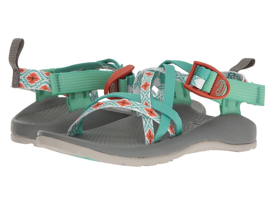 Chaco Kids Zx1 Ecotread (Toddler/Little Kid/Big Kid) (Desert Mosaic) Girls Shoes