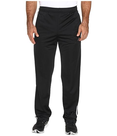 adidas Essential Track Pants - Big & Tall - Black/Black/White