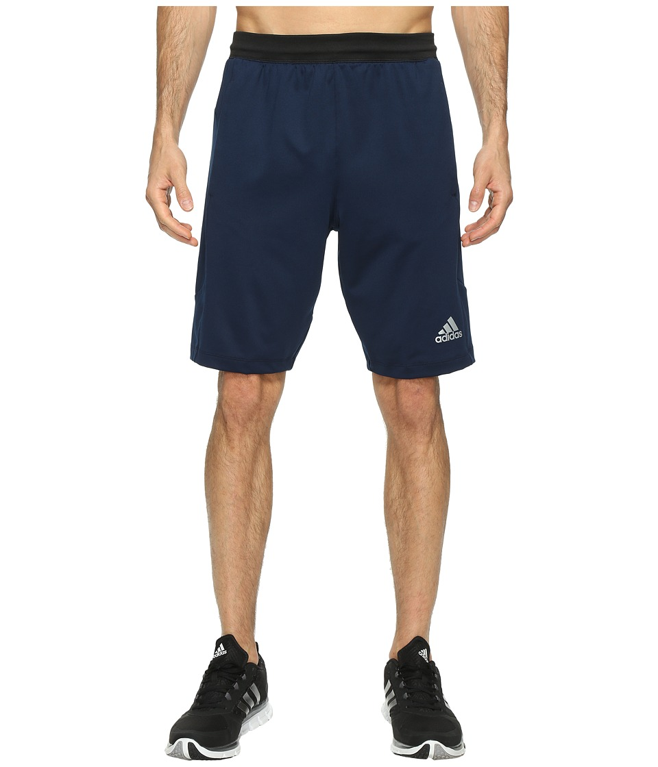 adidas SpeedBreaker Hype Shorts (Collegiate Navy) Men