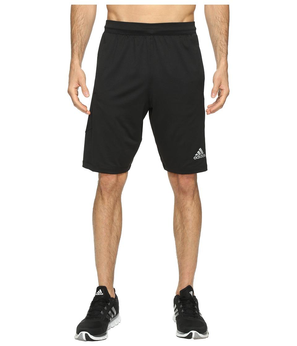 adidas - SpeedBreaker Hype Shorts (Black) Men's Shorts