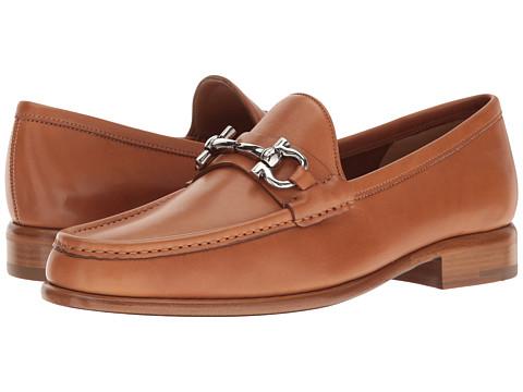 Salvatore Ferragamo Mason 3 - Sella Vitello Saddle Soft Leather