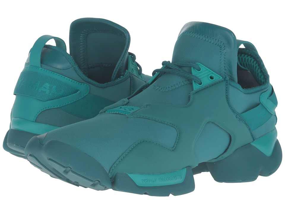 adidas Y-3 by Yohji Yamamoto Kohna (Real Teal/EQT Green/EQT Green) Athletic Shoes