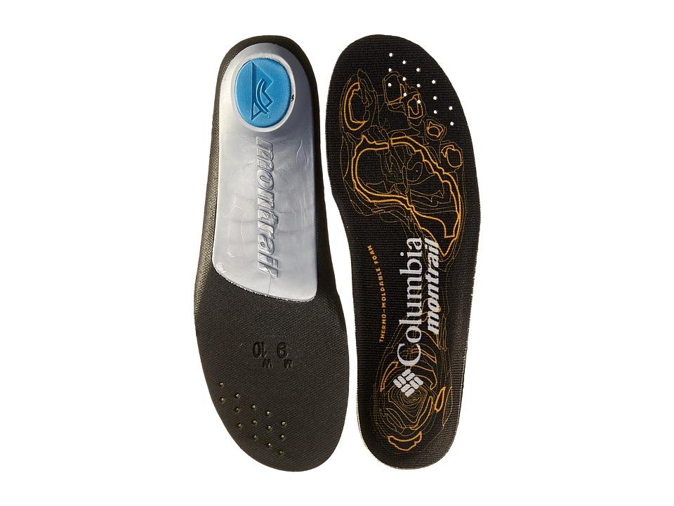 Columbia - Enduro-Sole (Black) Mens Insoles Accessories Shoes