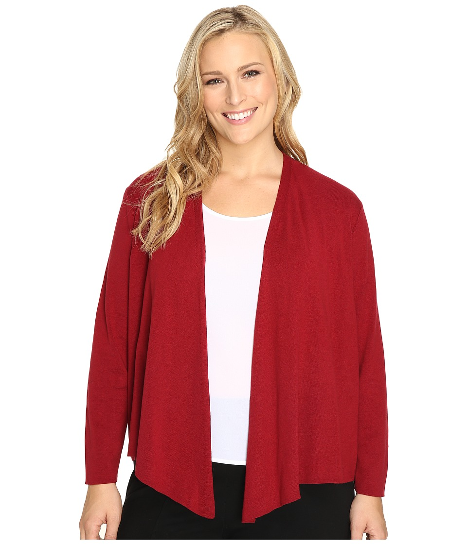 NIC+ZOE - Plus Size 4-Way Cardy (Oxide) Women
