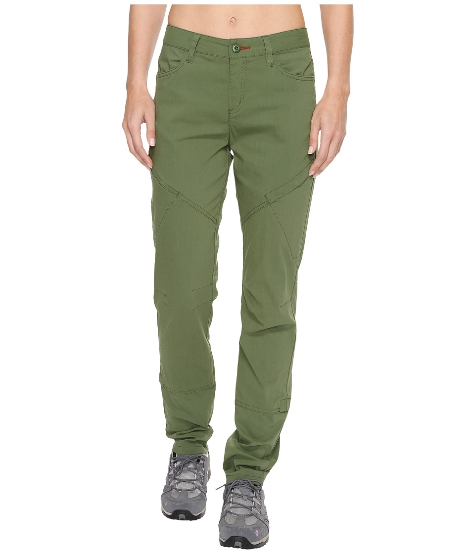 Toad&Co Summitline Hiking Pants (Kale) Women