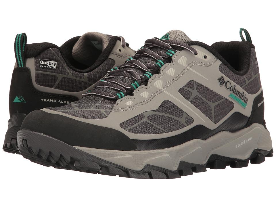 Columbia Trans Alps II Outdry (Stratus/Dark Grey) Women