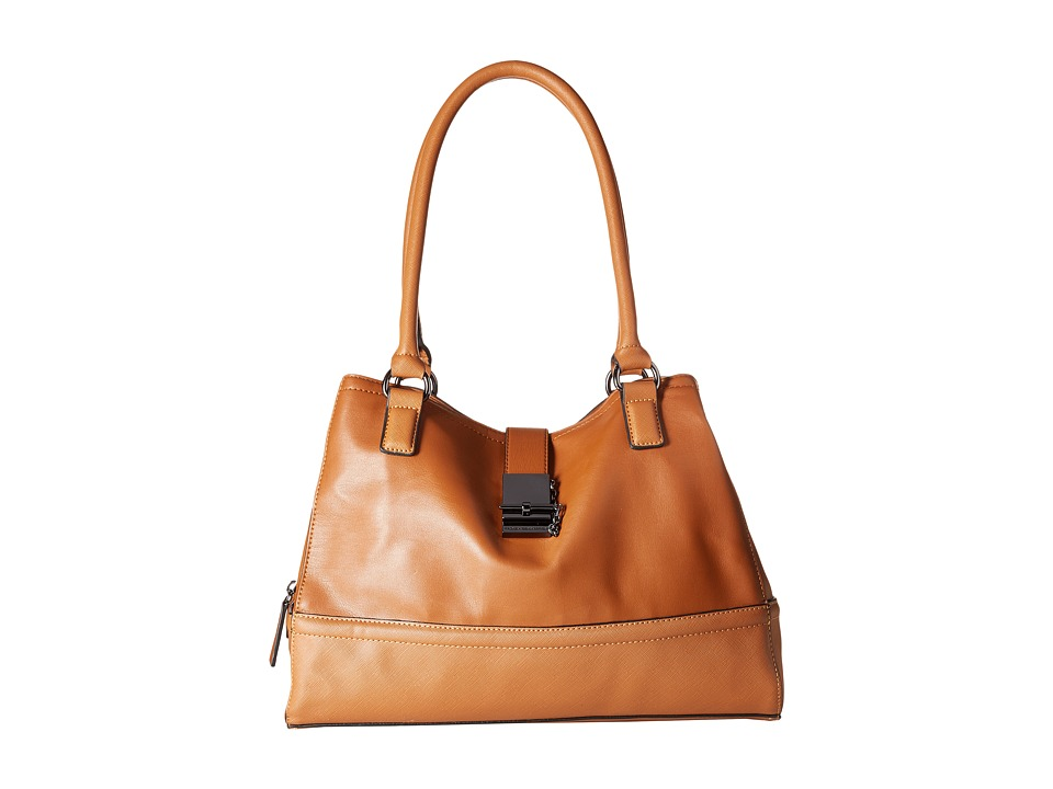 French Connection - Glory Tote (Nutmeg) Tote Handbags