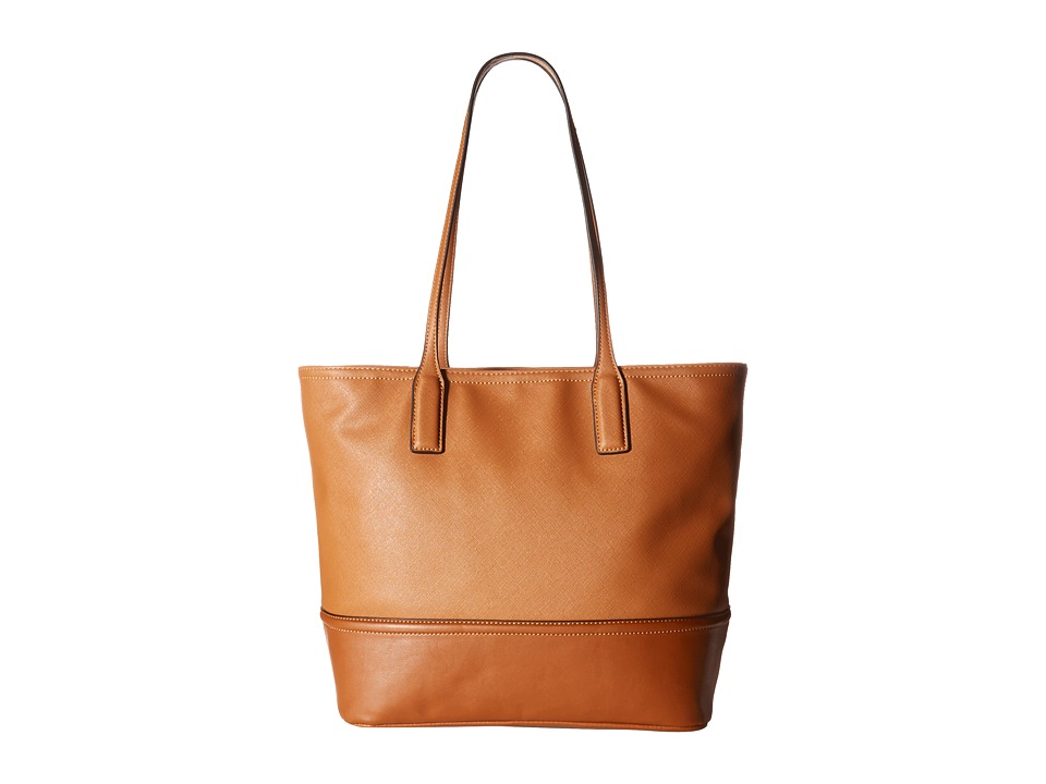 French Connection - Glory East/West Tote (Nutmeg) Tote Handbags