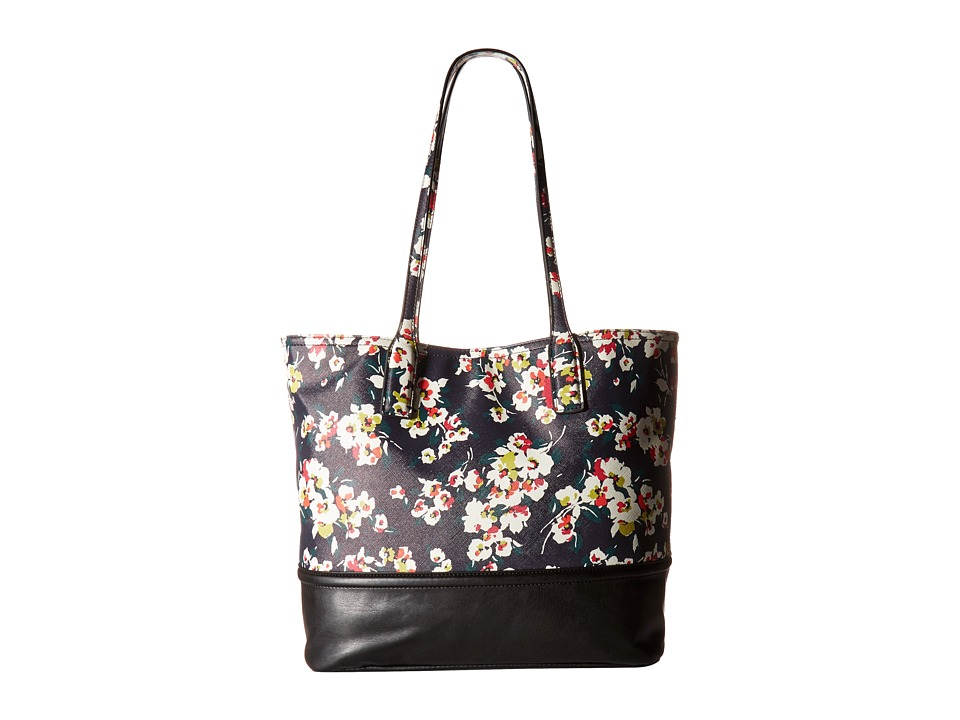 French Connection - Glory East/West Tote (River Daisy) Tote Handbags