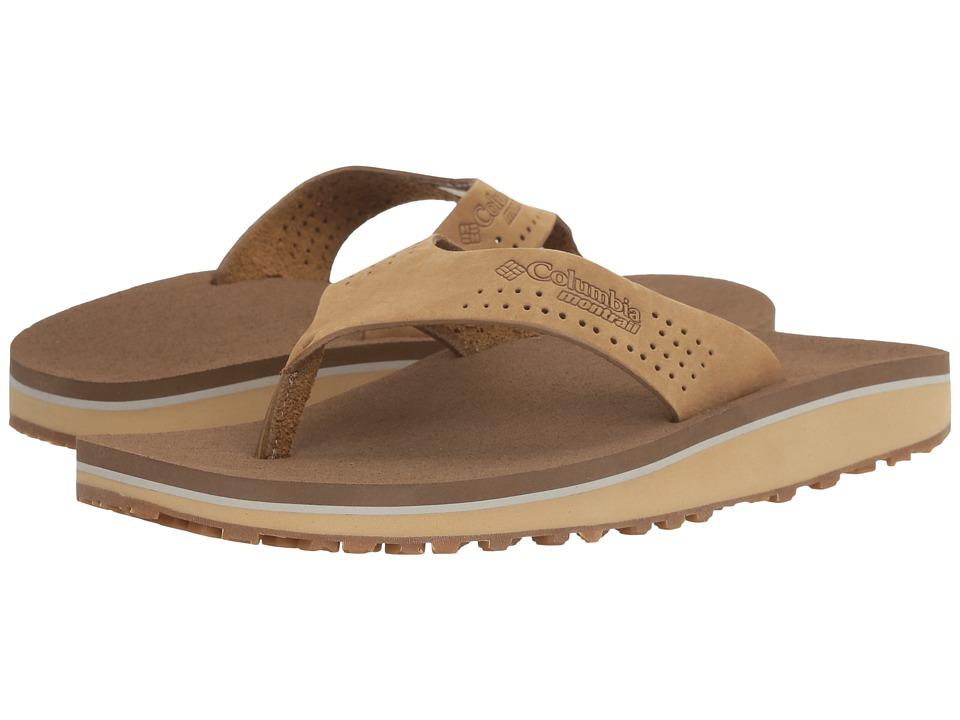 Columbia Kokui (Crouton/Saddle) Women's Sandals