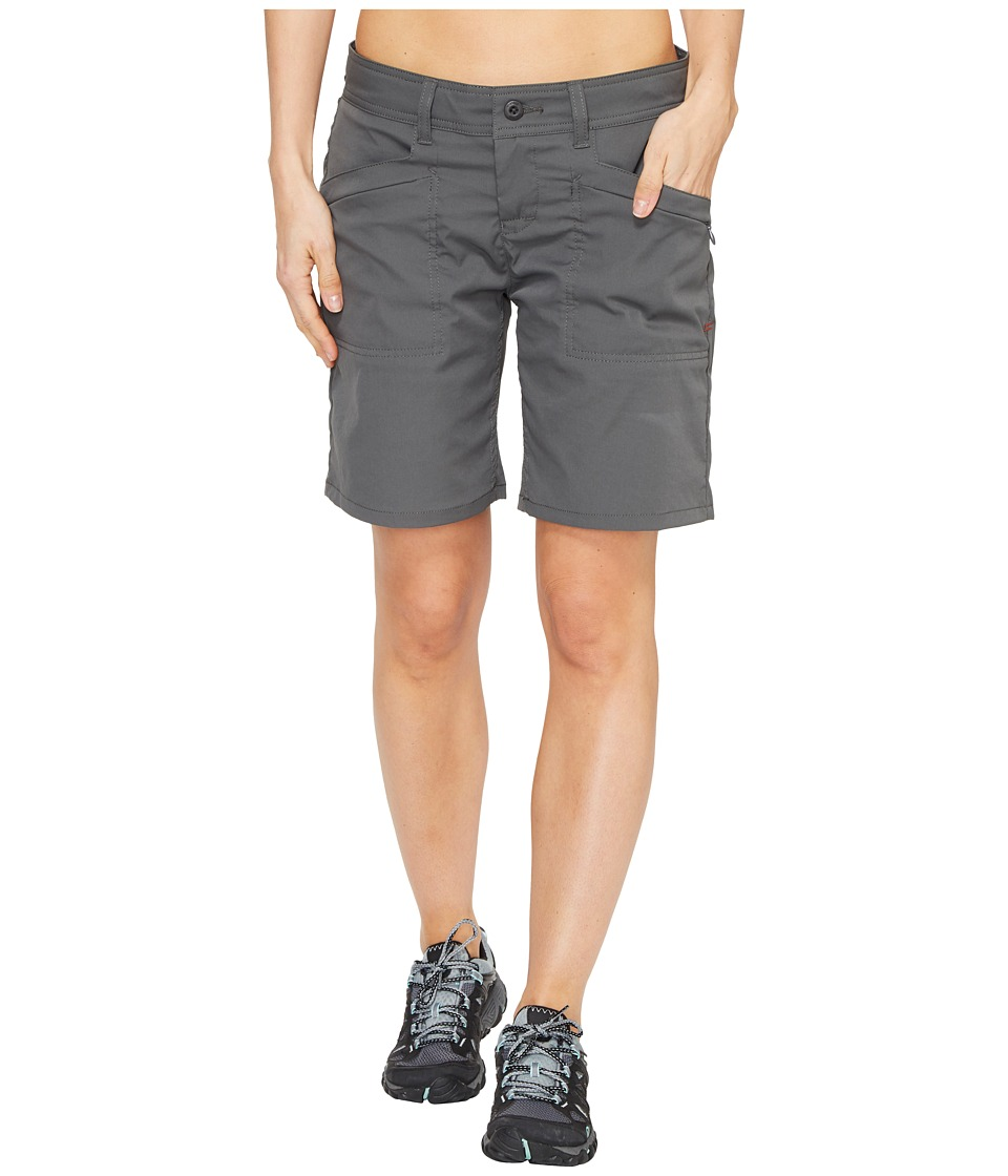 Toad&Co Metrolite Shorts (Dark Graphite) Women