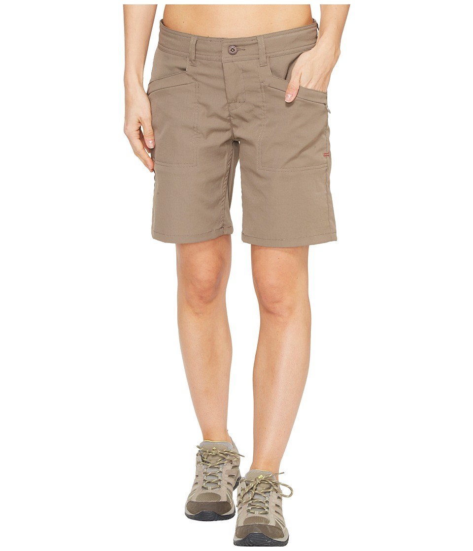 Toad&Co Metrolite Shorts (Falcon Brown) Women