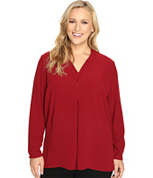NIC+ZOE - Plus Size Minimalist Top