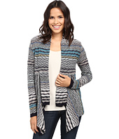 NIC+ZOE - Shaded Stripes Cardy