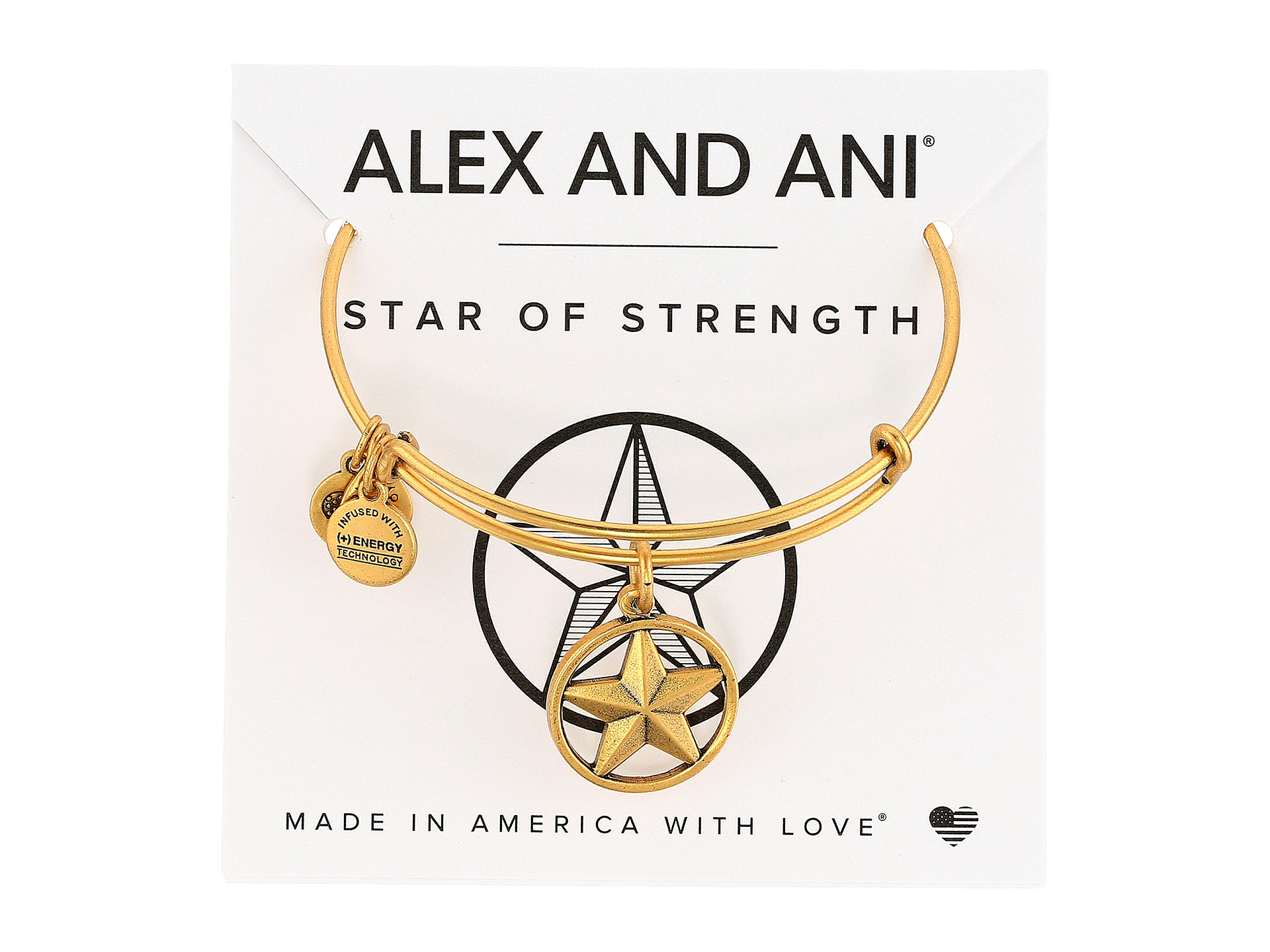 alex and ani of strength at zappos