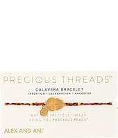 Alex and Ani - Precious Threads Calavera Harvest Moon Braid
