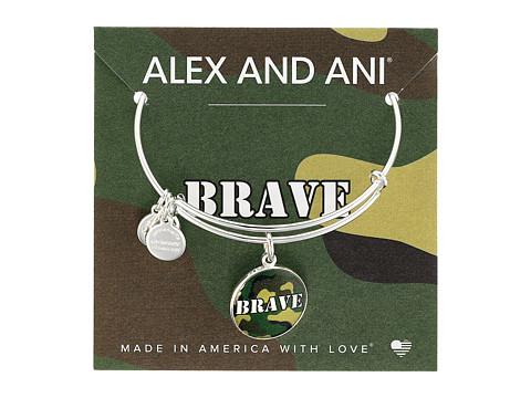 Alex and Ani Brave - Shiny Silver