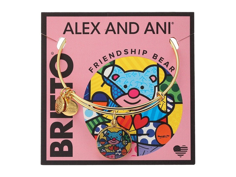 Alex and Ani - Romero Britto Art Infusion Friendship Bear
