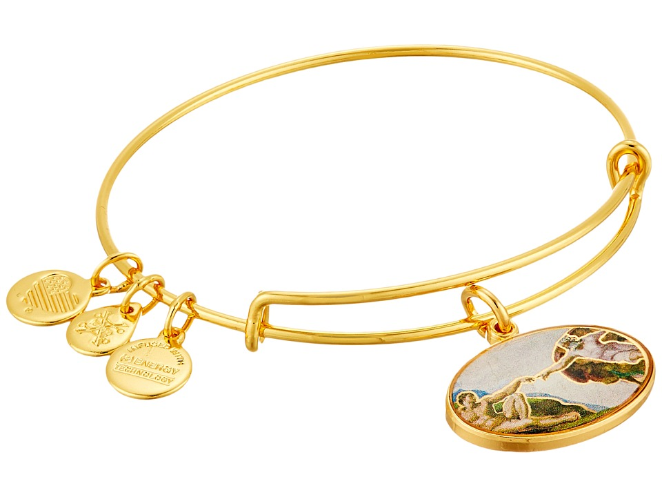 Alex and Ani - Holy Ones Creation of Adam
