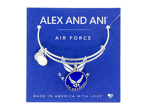 Alex and Ani US Air Force - Shiny Silver