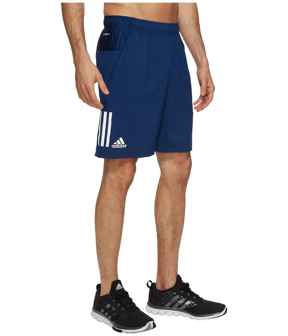 adidas Club Shorts (Mystery Blue/White) Men