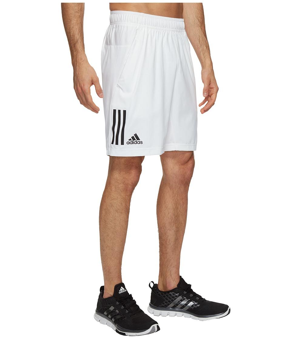 adidas Club Shorts (White/Black 1) Men