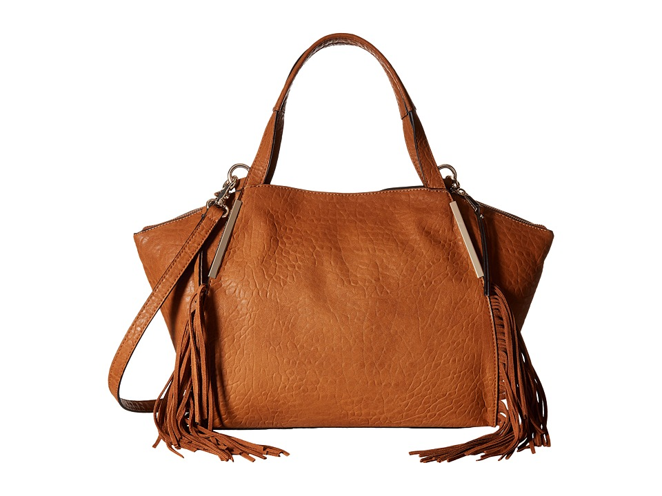 French Connection - Bowie Satchel (Nutmeg) Satchel Handbags