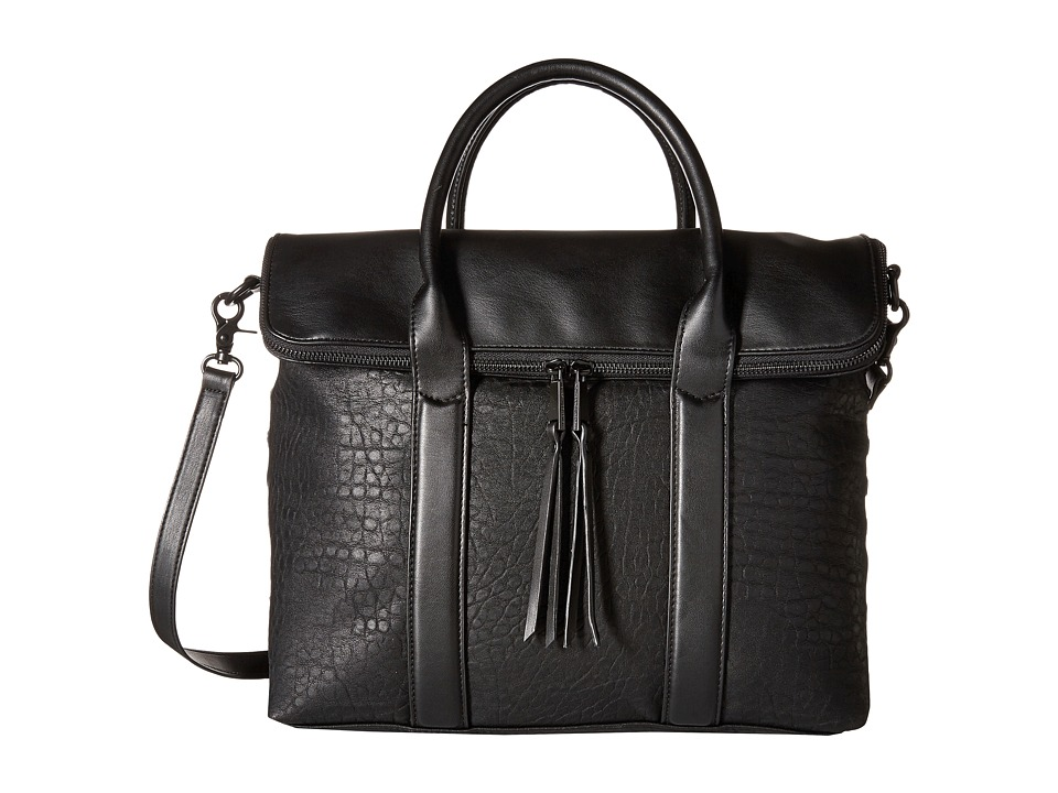 French Connection - Faye Tote (Black) Tote Handbags