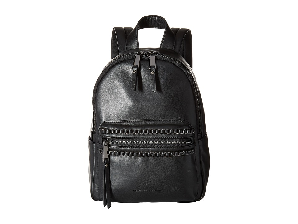 French Connection - Alexa Mini Backpack (Black) Backpack Bags