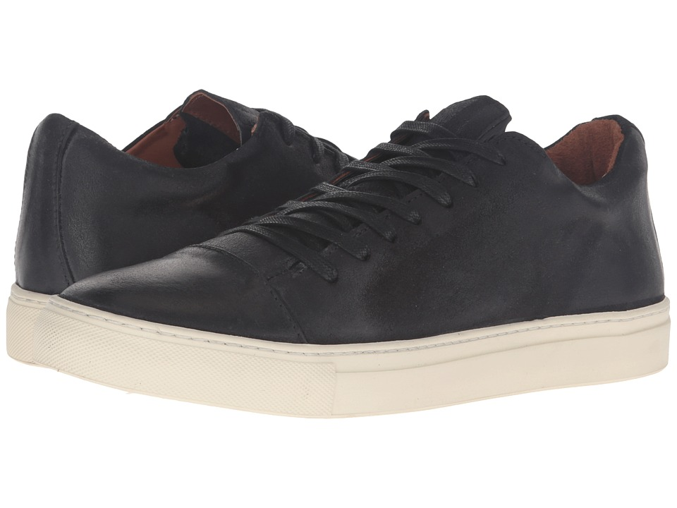 John Varvatos - 315 Reed Low Top (Black) Men