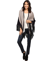 NIC+ZOE - Color Block Fringe Scarf