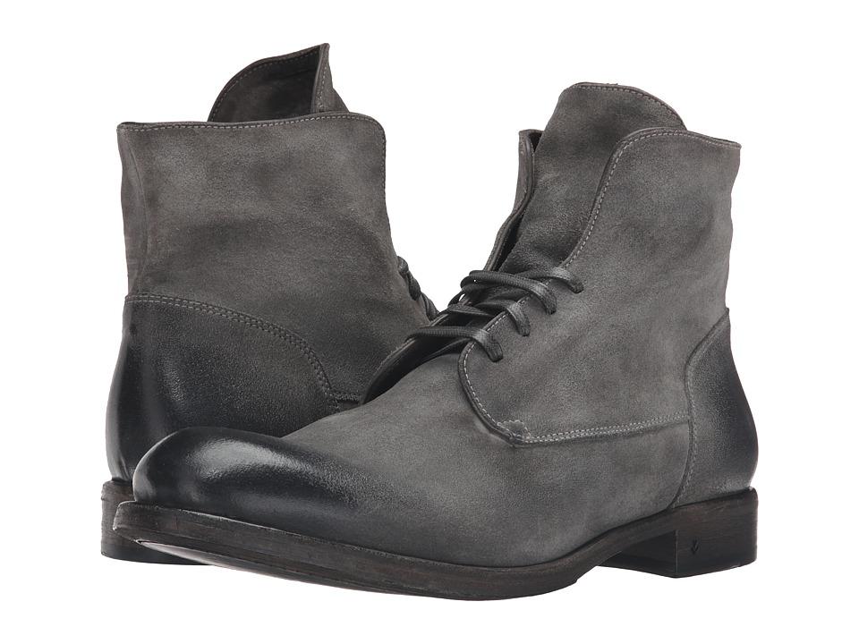 John Varvatos - Rivington Wire Boot (Steel Grey) Men