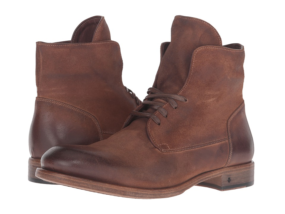 John Varvatos Rivington Wire Boot (Clay) Men