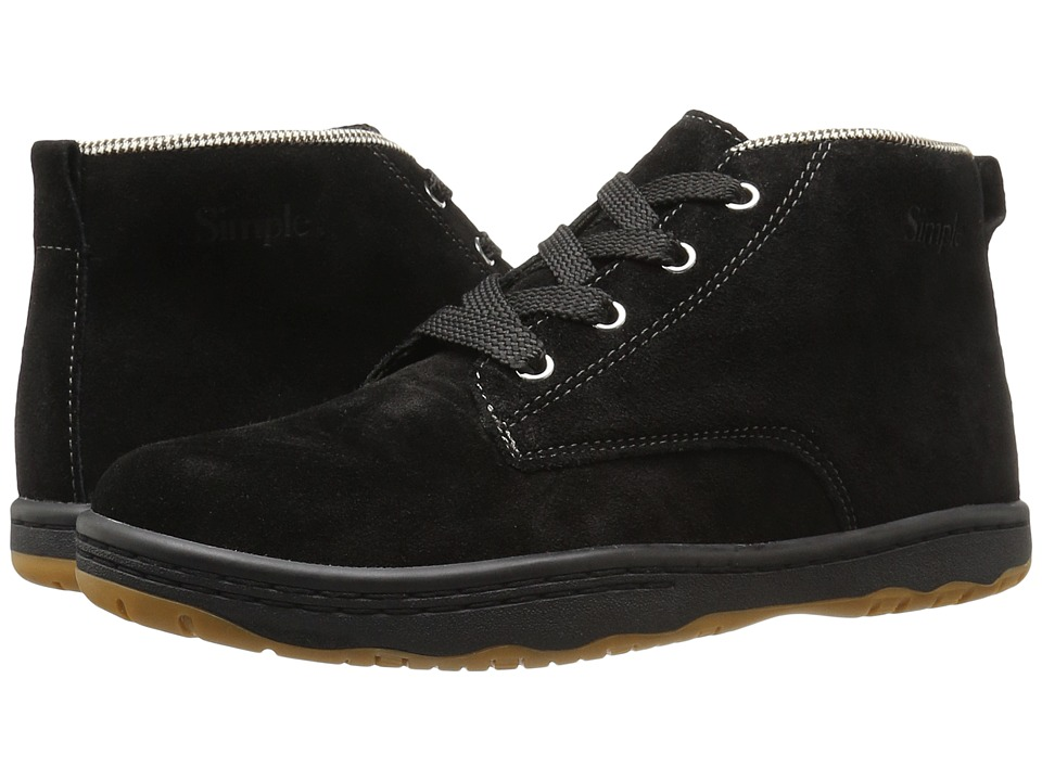 Simple - Barney-91 (Black) Men
