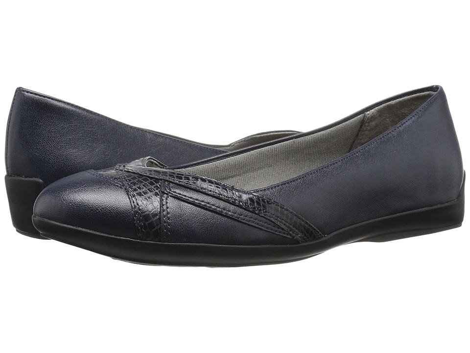 LifeStride Finale (Navy) Women
