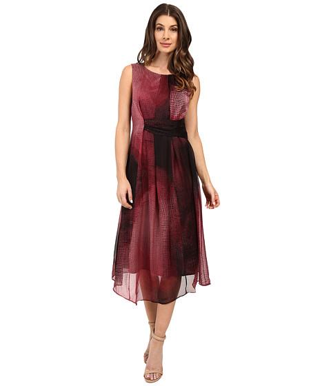 NIC+ZOE - Digital Age Dress (Multi) Women's Dress