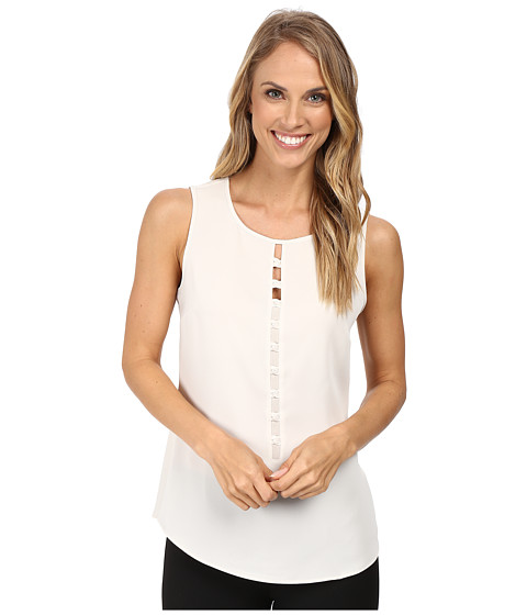 NIC+ZOE Vertical Knot Top