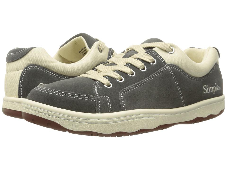 Simple OS - Sneaker (Gray) Men's Shoes