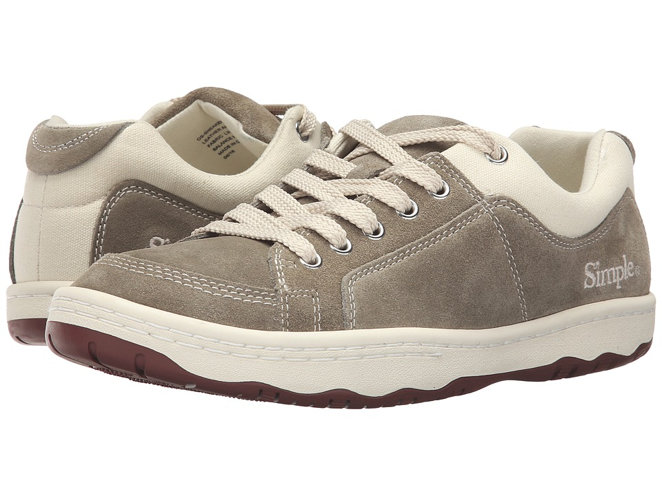 Simple OS - Sneaker (Olive) Men's Shoes