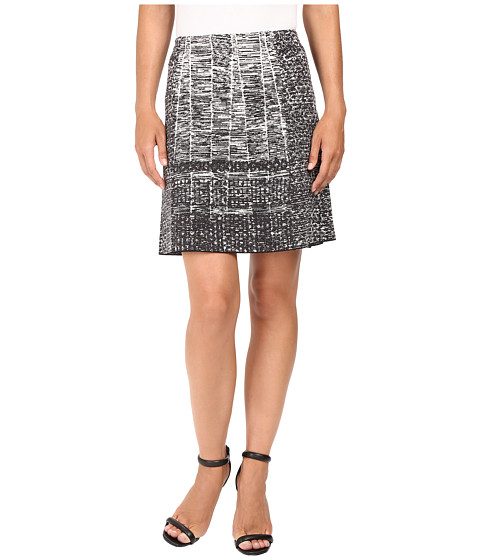 NIC+ZOE Brocade Tapestry Skirt