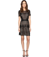 Marchesa Notte - Giupre Lace Dress