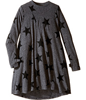 Nununu - 360 Degree Super Soft Star Print Twirl Dress (Little Kids/Big Kids)