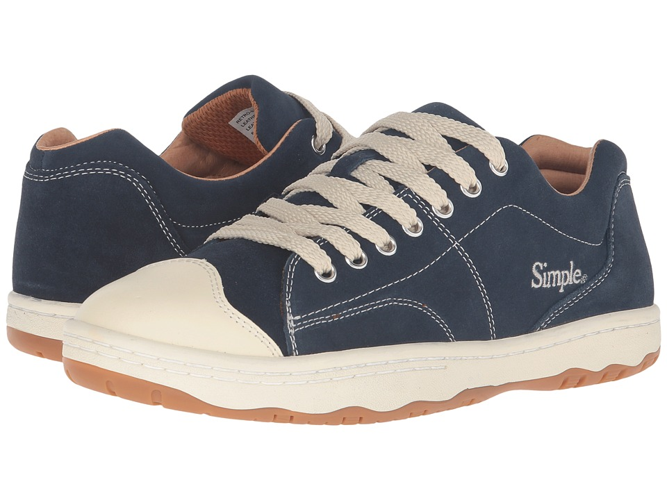 Simple - Retro-91 (Navy) Men