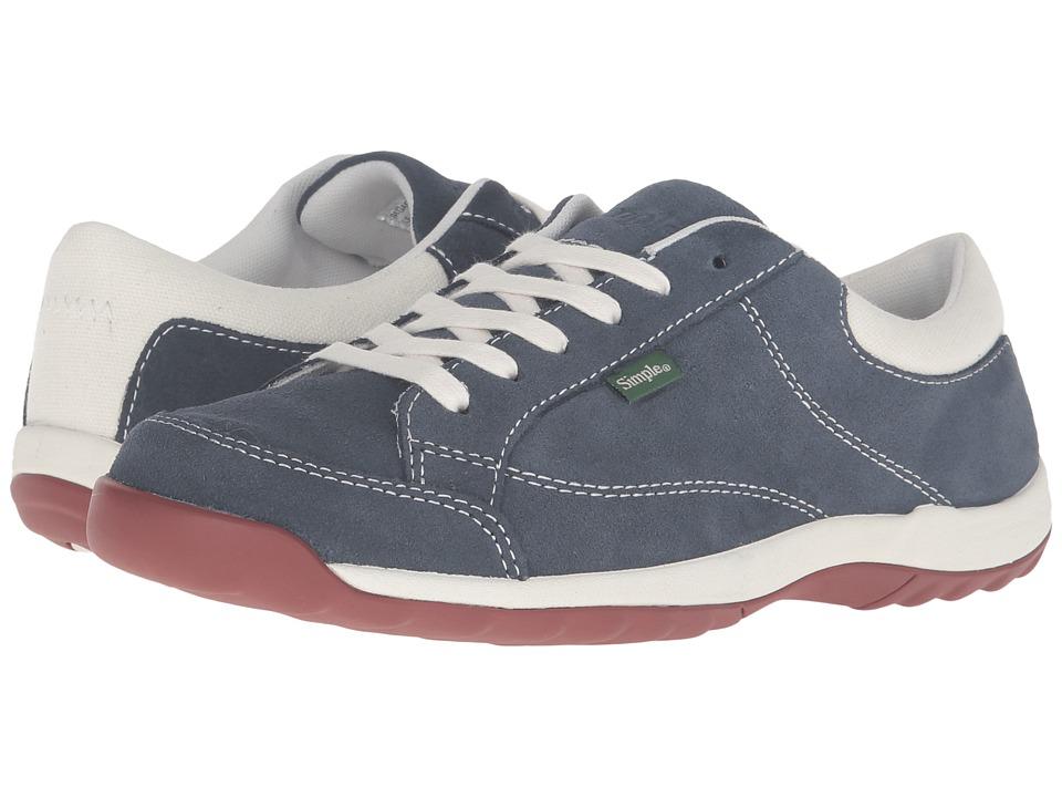 Simple Sugar Blue Jeans Womens Shoes