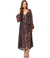 Free People - Viceroy Printed Maxi Dress