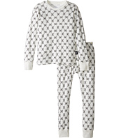 Nununu - Super Soft Mini Skull Print Loungewear Set (Little Kids/Big Kids)