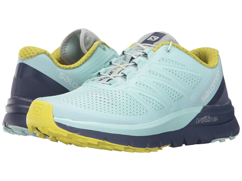 Salomon Sense Pro Max (Fair Aqua/Crown Blue/Sulphur Sprin...
