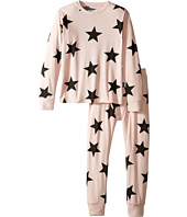 Nununu - Super Soft Star Print Loungewear Set (Little Kids/Big Kids)
