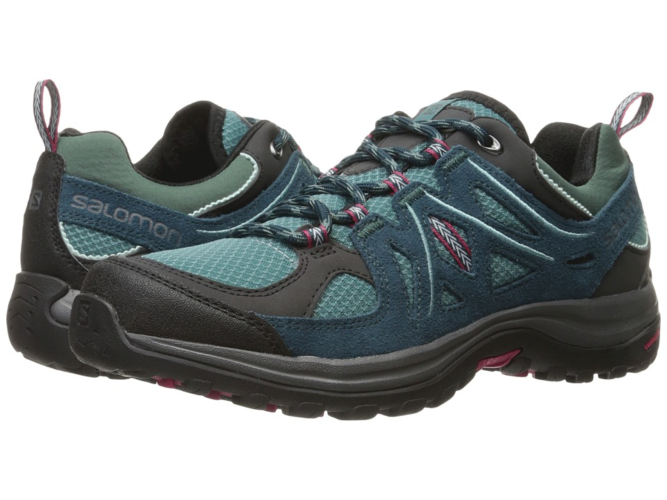Salomon Ellipse 2 Aero (Artic/Reflecting Pond/Sangria) Wo...