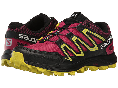 Salomon Speedtrak - Sangria/Sulphur Spring/Black